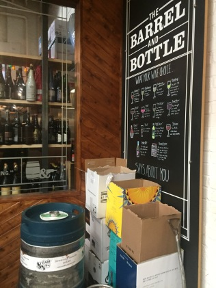 The Barrel And Bottle