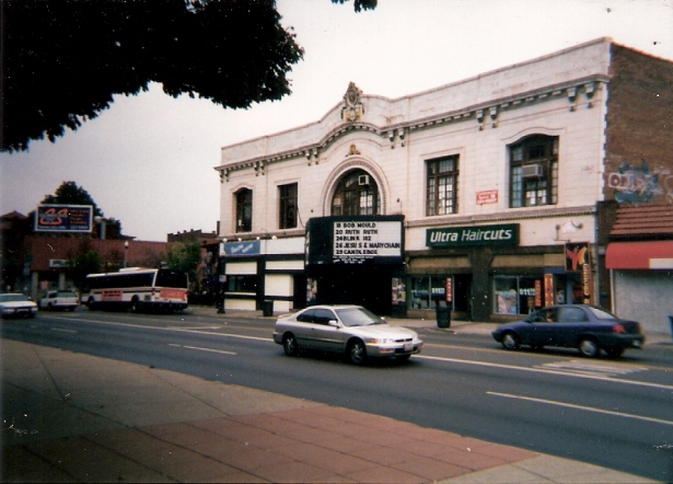 Newport Music Hall in Columbus, OH