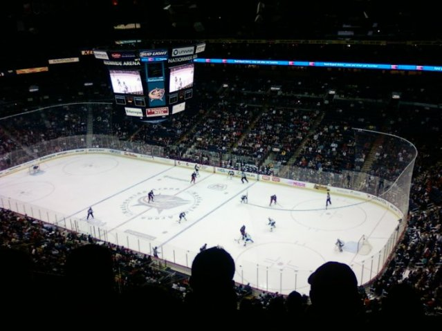 Another Epic Blue Jackets Contest