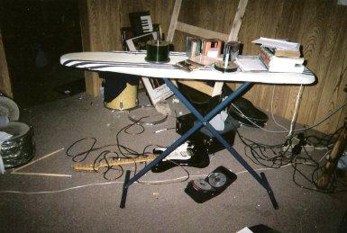 basement jam room 1