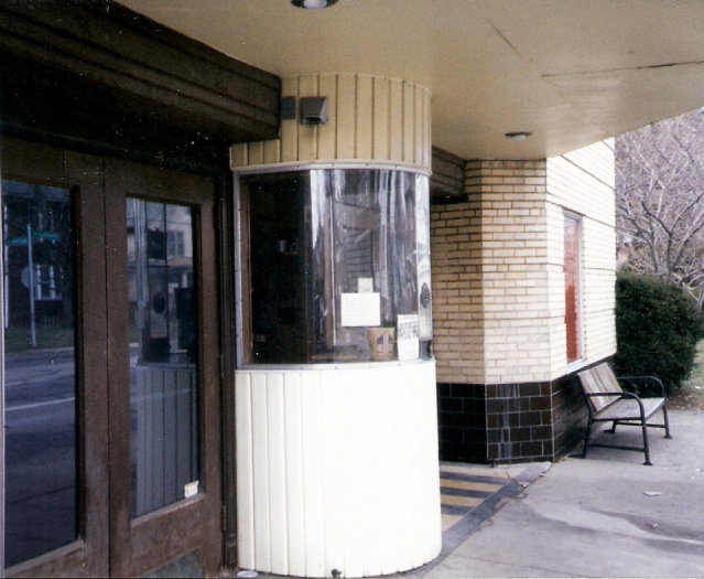 The legendary Studio 35 movie theater in Columbus, Ohio