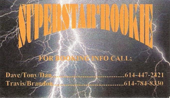 Superstar-Rookie-business-card